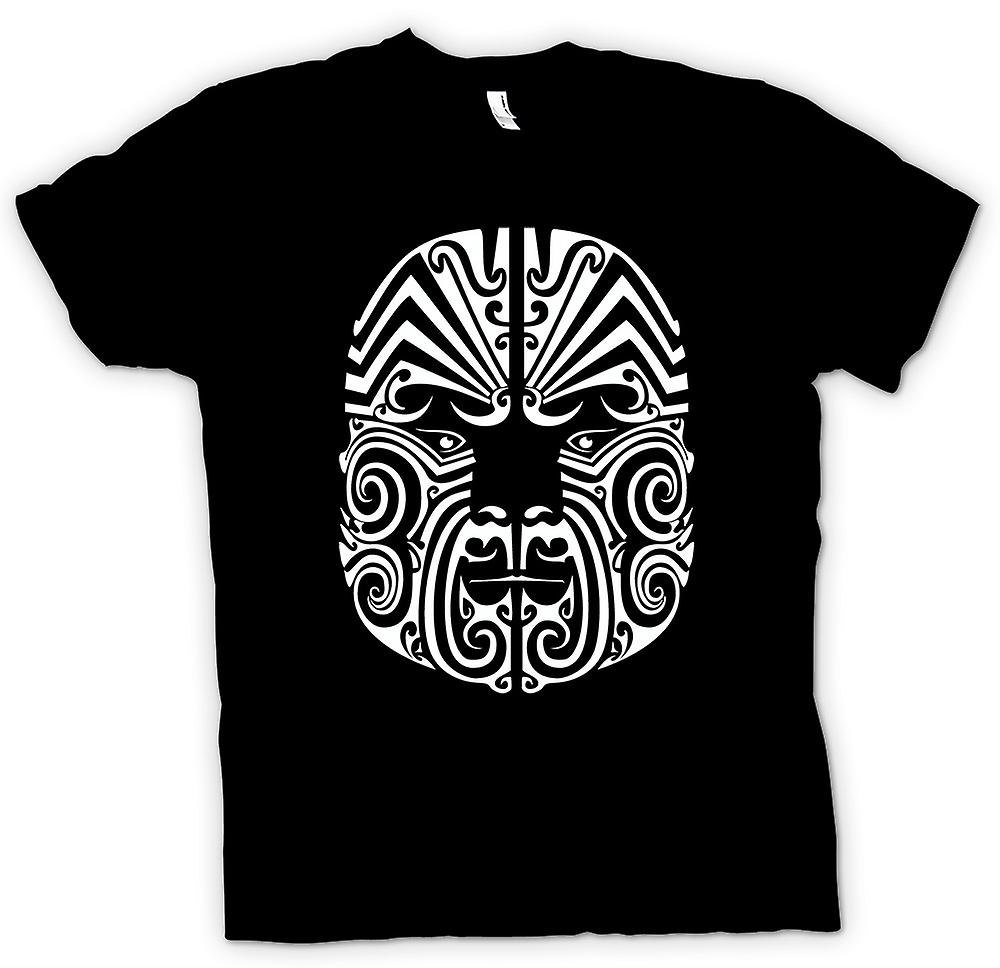 Kids T-shirt - Mauri Tribal Tattoo Design