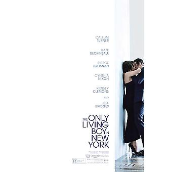 The Only Living Boy in New York Movie Poster (11 x 17)