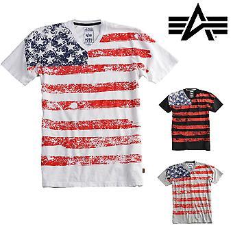 Camiseta de industrias alfa nos T