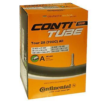 Tube de bicyclette continental tour Conti TUBE tous les 28