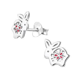 Lapin - 925 Sterling Silver plaine argenter