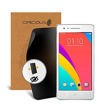 Celicious Privacy 2-Way Visual Black Out Screen Protector for OPPO Mirror 3