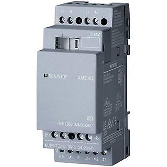 Siemens LOGO! AM2 AQ 0BA2 SPS-Add-on-Modul 24 Vdc