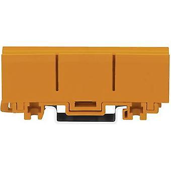 Mounting adapter WAGO 2273-500 Orange 1 pc(s)