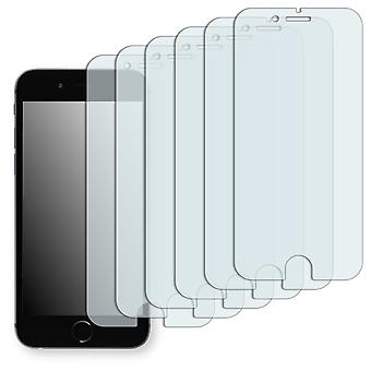 Apple iPhone 6s screen protector - Golebo crystal-clear protector (deliberately smaller than the display, as this is arched)