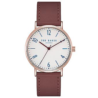 Ted Baker mens Watch Gold