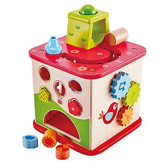 Hape-Friendship Play Cube-Cube Activities