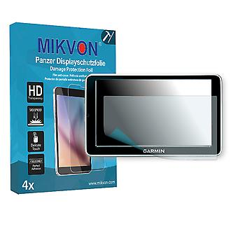 Garmin nüvi 150LMT Screen Protector - Mikvon Armor Screen Protector (Retail Package with accessories)
