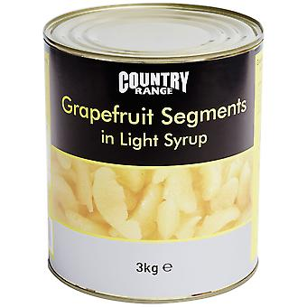 Country Range Grapefruit Segments in Syrup