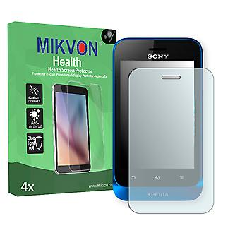 Sony Xperia ST21a2 Screen Protector - Mikvon Health (Retail Package with accessories)