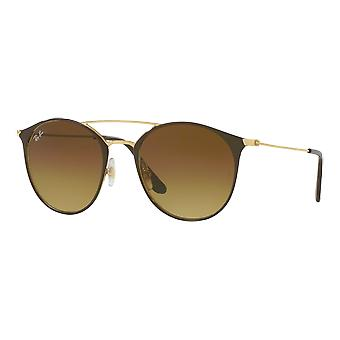 Ray - Ban RB3546 Medium Brown/golden brown gradient
