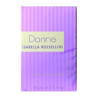 Isabella Rossellini Daring Eau De Parfum Spray 2.5Oz/75ml New In Box