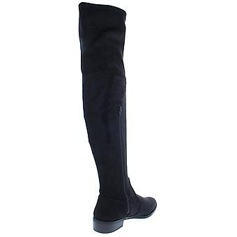 INC International Concepts Womens Irinaa Fabric Almond Toe Over Knee Fashion ...