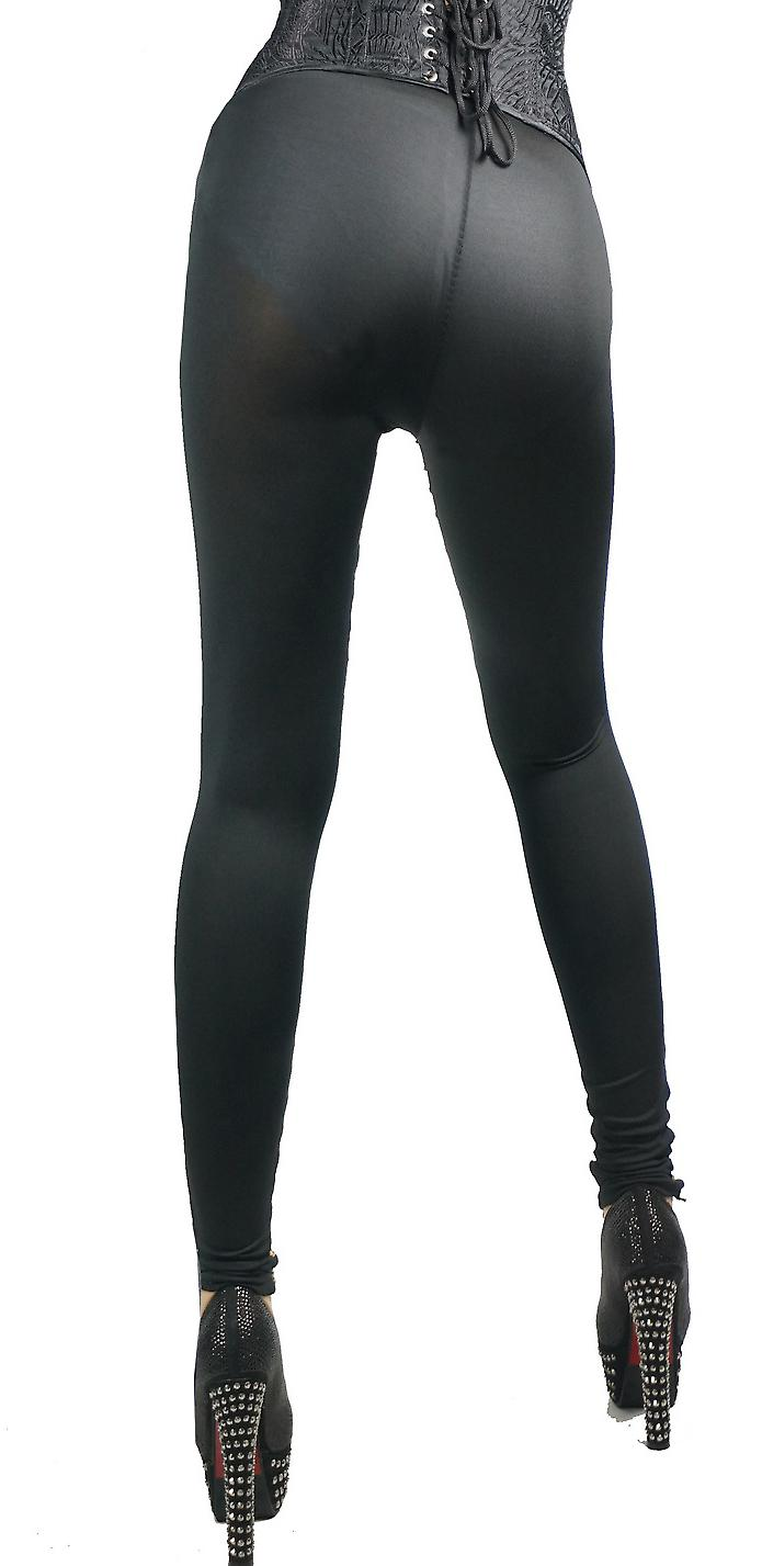 Waooh - Fashion - Legging effect torn semi-transparent