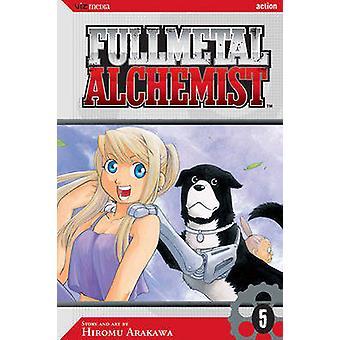 Fullmetal Alchemist von Hiromu Arakawa - Hiromu Arakawa - 978142150175