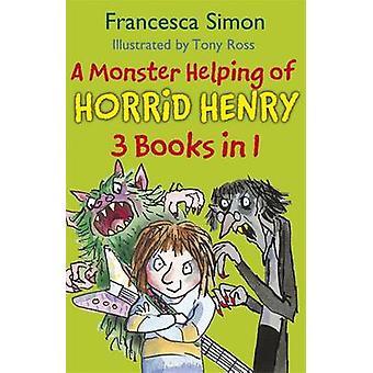 A Monster Helping of Horrid Henry 3-in-1 - Horrid Henry Rocks/Zombie V