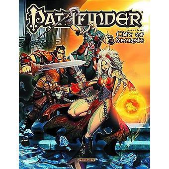 Pathfinder - Volume 3 - City of Secrets by Sean Izaakse - Genzoman - Ca