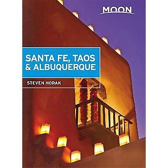 Moon Santa Fe - Taos & Albuquerque (femte upplagan) av månen Santa
