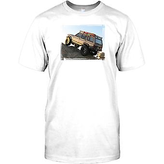 Jeep - Offroad Machine - expeditie voertuig Mens T Shirt