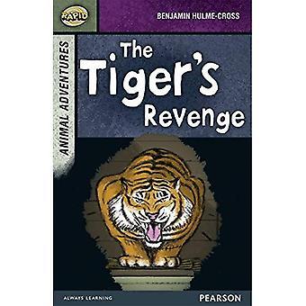 Rapide décor 7 b: Animal Adventures: la vengeance du tigre (niveaux supérieurs rapides)