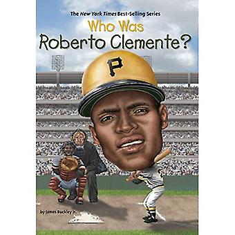 Who Was Roberto Clemente? (Who Was...? (Paperback))