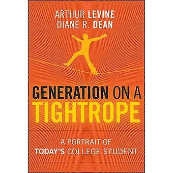 Generationen på en balansgång: ett porträtt av dagens collegestudent