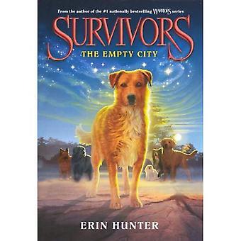 La ciudad vacía (sobrevivientes (HarperCollins))