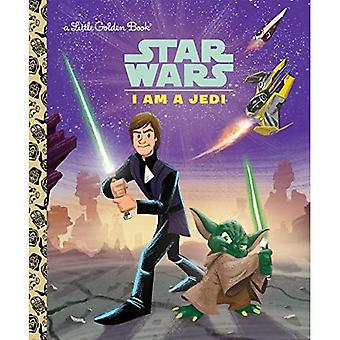 I Am a Jedi (Star Wars) (Little Golden Book)