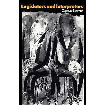 Lagstiftare och tolkar