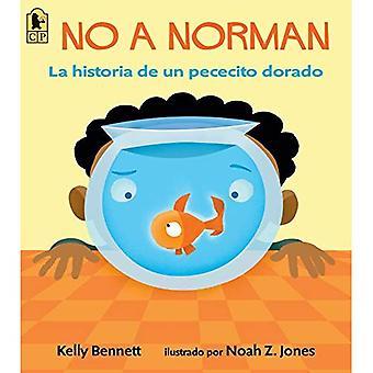 No a Norman: La Historia de Un Pececito Dorado