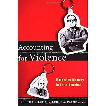 Contabilização de violência: comercialização de memória na América Latina
