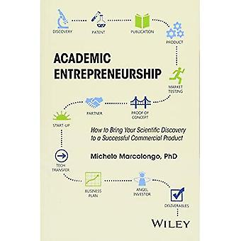 Academic Entrepreneurship: How�to Bring Your Scientific�Discovery to a Successful�Commercial Product