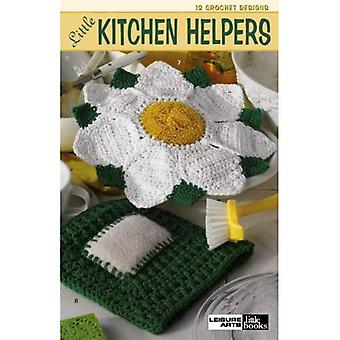 Little Kitchen Helpers: 12 Crochet Designs