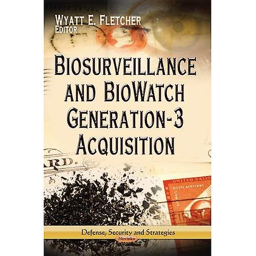 BIOSURVEILLANCE BIOWATCH GEN (Defence, Security and Strategies)