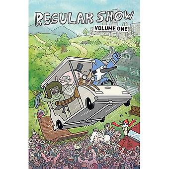 Regular Show Vol. 1