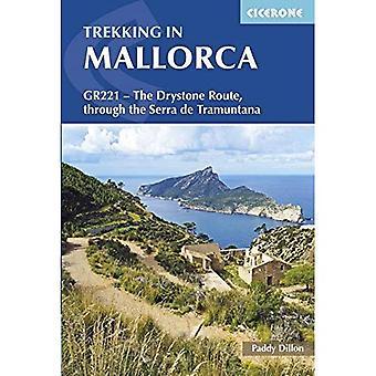 Randonnée à Majorque: GR221 - la Route de pierres sèches (broché)