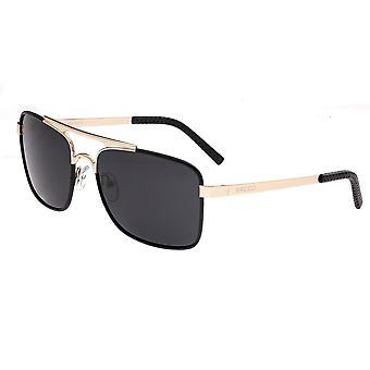 Draco race Polarized lunettes de soleil - or/noir