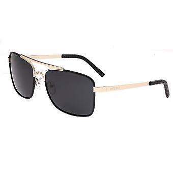 Breed Draco Polarized Sunglasses - Gold/Black
