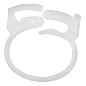 Cable clip in plastic-2 package CM500