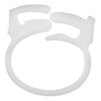 Kabel-Clip in Kunststoff-2 Paket CM500
