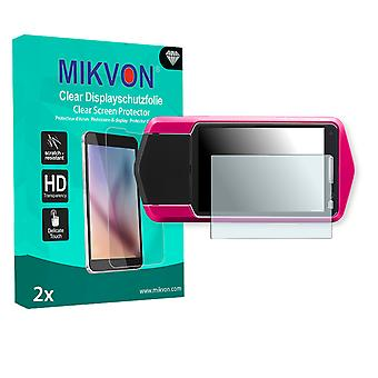 Casio Exilim EX-TR150 Screen Protector - Mikvon Clear (Retail Package with accessories)