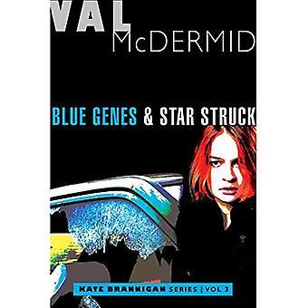 Blue Genes and Star Struck: Kate Brannigan Mysteries #5 and #6 (Kate Brannigan Mysteries)