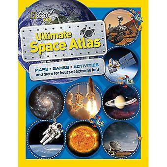 Filhos de geográfico nacional espaço final Atlas