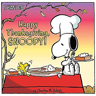 Happy Thanksgiving, Snoopy! (Erdnüsse)