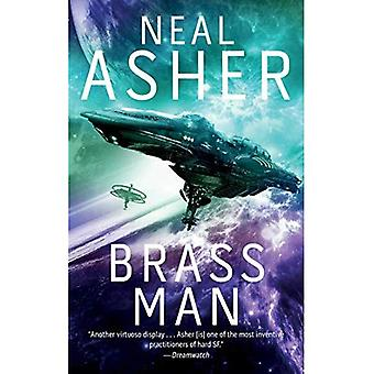 Brass Man: The Third Agent� Cormac Novel (Agent Cormac)