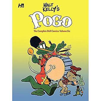 Walt Kelly's Pogo the Complete Dell Comics: Volume Six