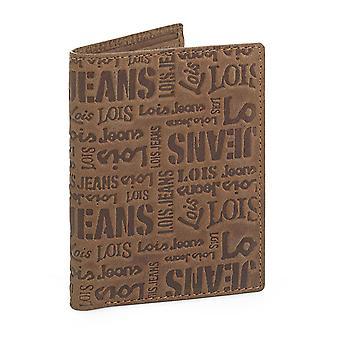 Unisex genuine leather wallet Lois 11718