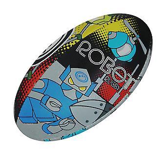 OPTIMAL robot rugby ball (størrelse 4)