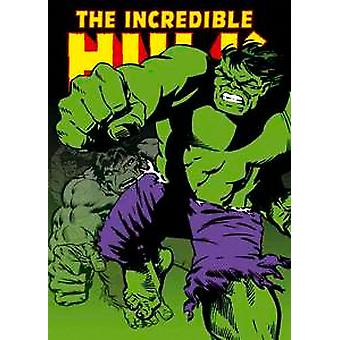 Incredible Hulk fridge magnet  (sd)