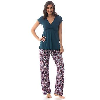 Majamas Genna Maternity & Nursing PJ Set